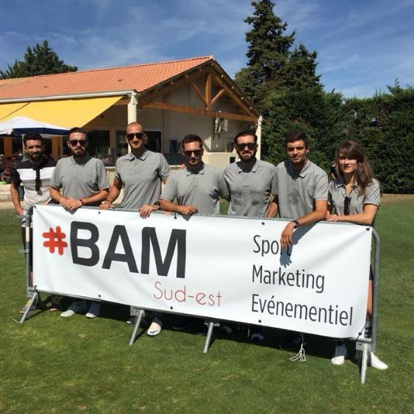 Equipe de l'agence BAM Sud-est